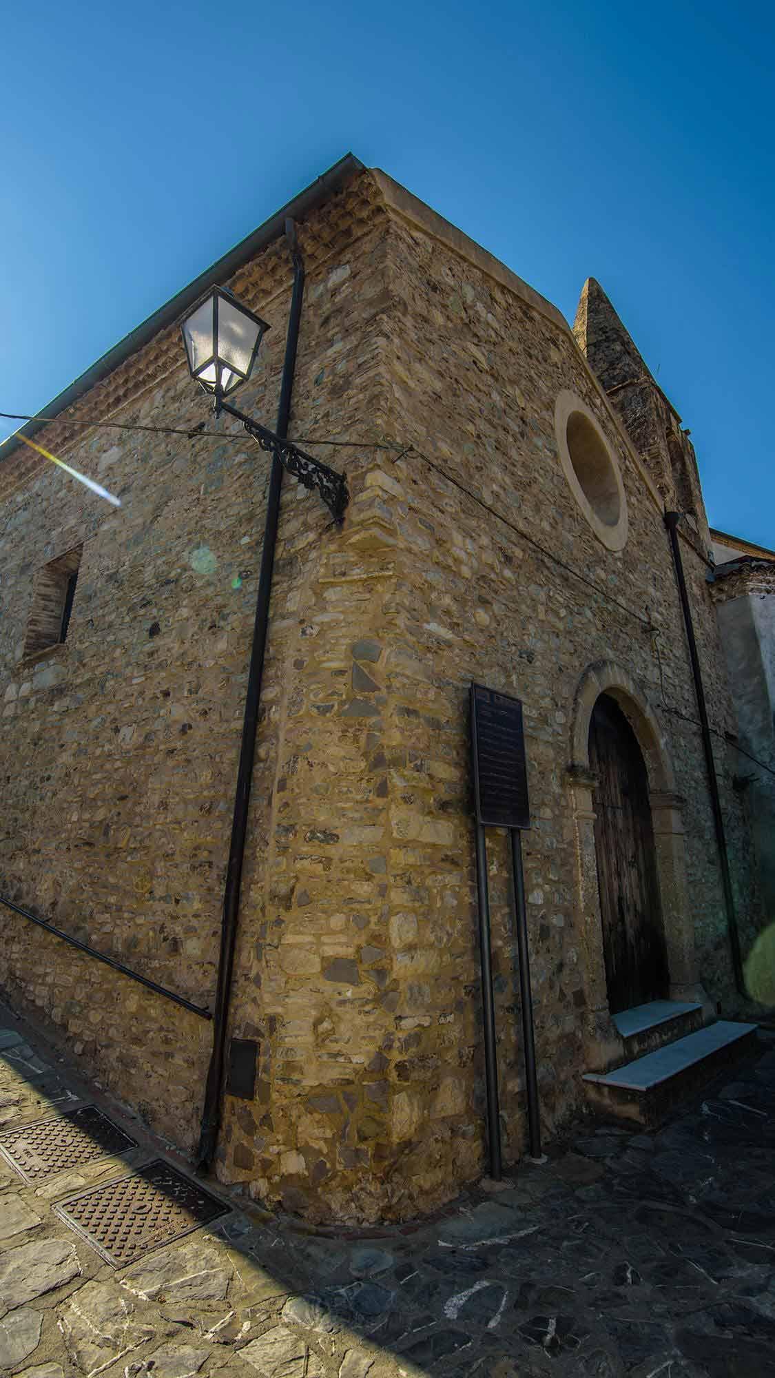 Cappella nel centro storico 2