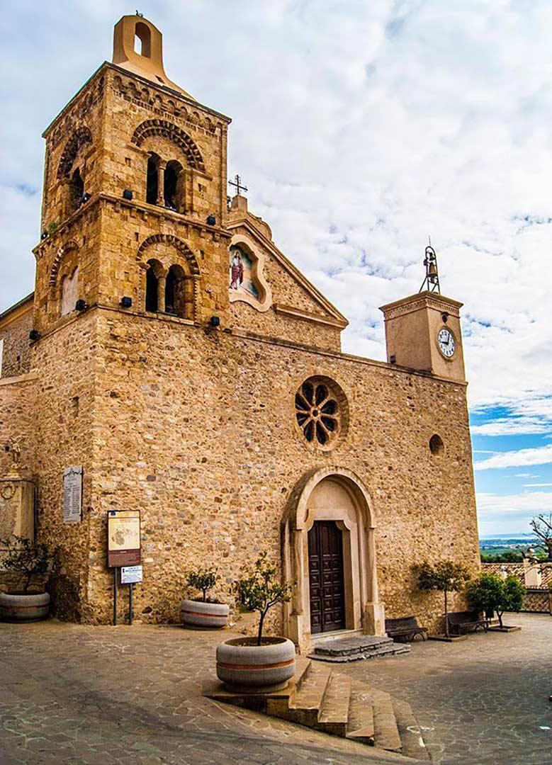Chiesa Madre di Rocca Imperiale CS