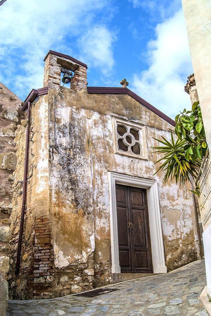 Rocca Imperiale - Chiesa