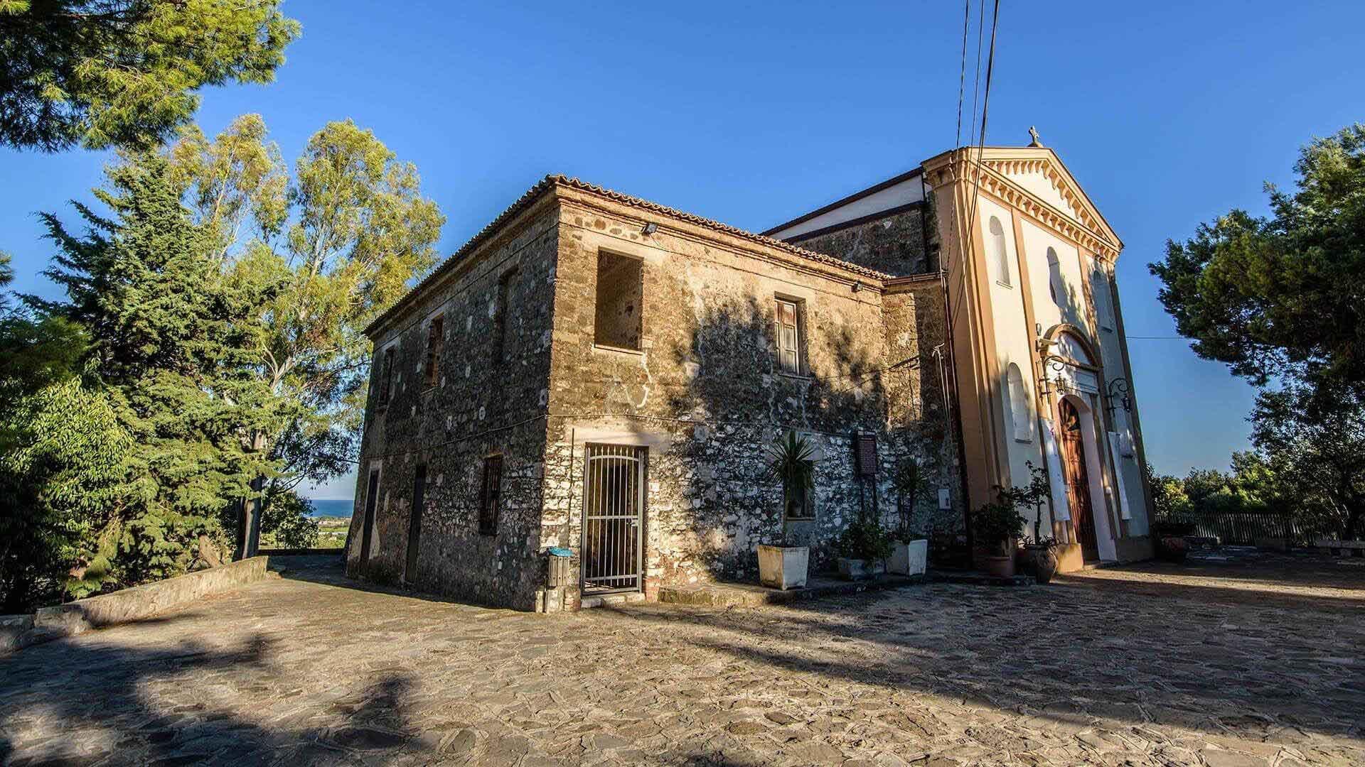 Rocca Imperiale - Santuario Madonna della nova