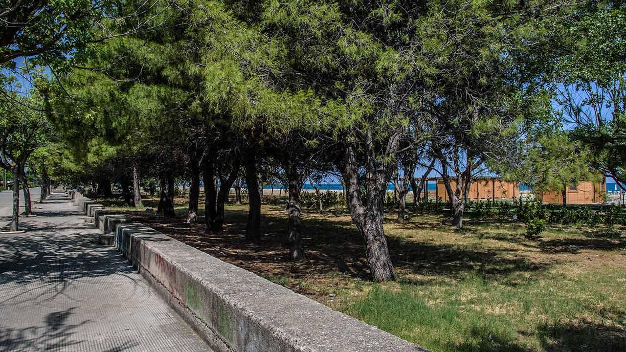 Spiagge di Rocca Imperiale - il lungomare