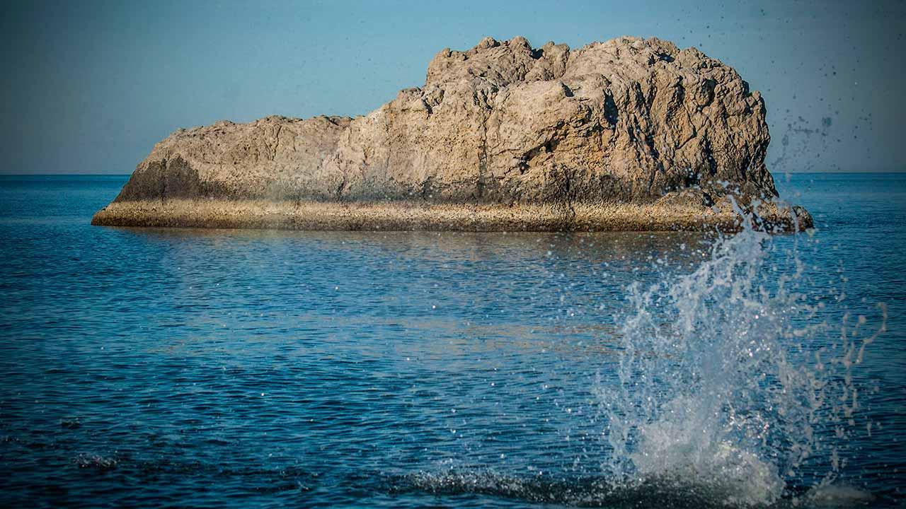 Spiagge di Rocca Imperiale - lo Scoglio